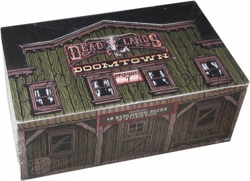 Doomtown: Series 7 Booster Box