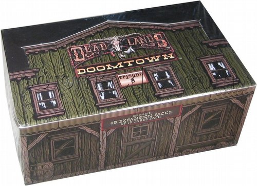 Doomtown: Series 8 Booster Box
