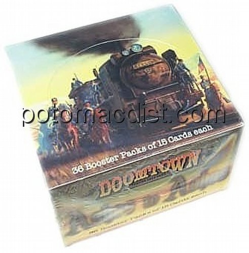 Doomtown: Ashes to Ashes Booster Box