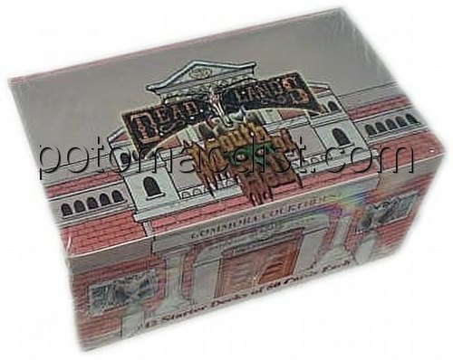 Doomtown: Mouth of Hell Starter Deck Box