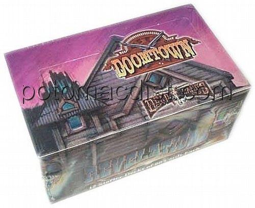 Doomtown: Revelations Preconstructed Starter Deck Box