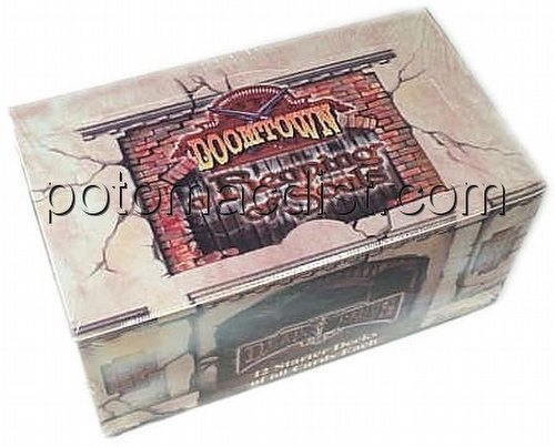 Doomtown: Reaping of Souls Starter Deck Box