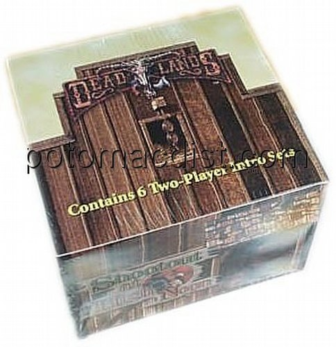Doomtown: Shootout at High Noon 2-Player Starter Deck Box
