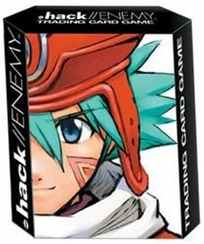 .hack//enemy Trading Card Game [TCG]: Contagion Kite Starter Deck