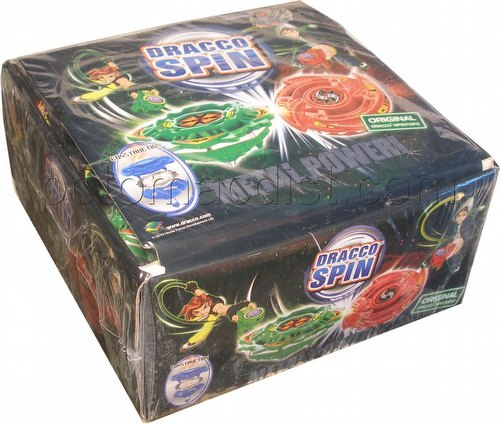 Dracco Spin Spintops Box