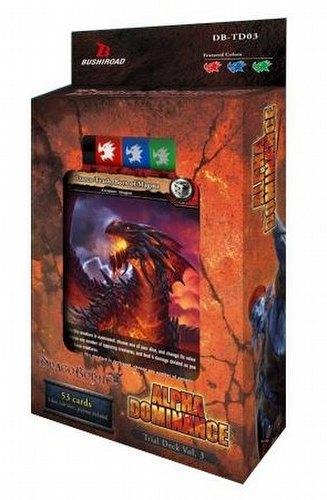 Dragoborne: Alpha Dominance Trial Deck [DB-TD03]