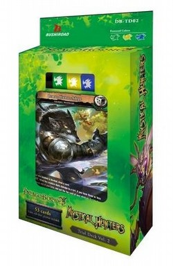 Dragoborne: Mystical Hunters Trial Deck [DB-TD02]