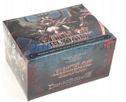 Dragoborne: Oath of Blood Booster Box [DB-BT02]