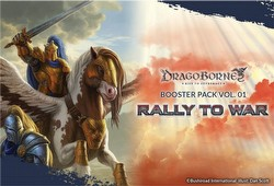 Dragoborne: Rally to War Booster Case [DB-BT01/16 boxes]