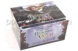 Dragoborne: Reckoning of Vashr Booster Box [DB-BT05]