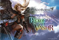 Dragoborne: Reckoning of Vashr Booster Box [DB-BT05]