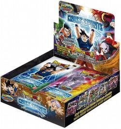 Dragon Ball Super Card Game Cross Spirits (Unison Warrior Series 5) Booster Box [DBS-B14]