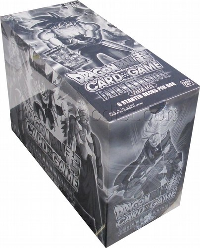 Dragon Ball Super Card Game Dark Invasion Starter Deck Box