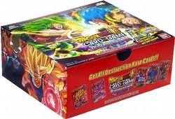 Dragon Ball Super Card Game Destroyer Kings (Series 6) Booster Box [DBS-B06]