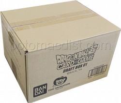 Dragon Ball Super Card Game Draft Box 1 Case