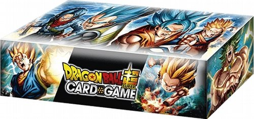 Dragon Ball Super Trading Card Game Draft Box 1 Box
