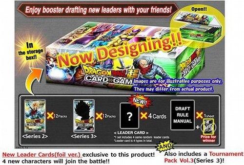 Dragon Ball Super Trading Card Game Draft Box 2 Box