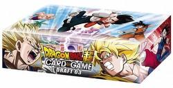 Dragon Ball Super Card Game Draft Box 3 Box