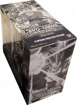 Dragon Ball Super Trading Card Game Galactic Battle Special Pack Box