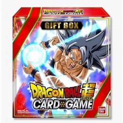 Dragon Ball Super Card Game Gift Box Display Box [4 Gift Boxes]