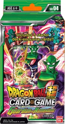 Dragon Ball Super Card Game The Guardian of Namekians Starter Deck