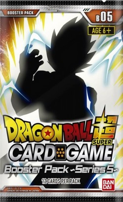 Dragon Ball Super Card Game Series 5 Booster Box