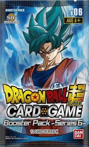 Dragon Ball Super Card Game Series 6 Booster Box [DBS-B06]