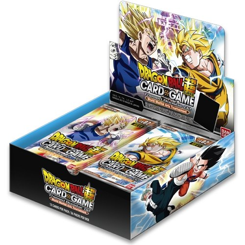 Dragon Ball Super Card Game World Martial Arts Tournament (Themed 2) Booster Box [DBS-TB02]