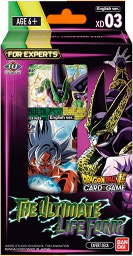 Dragon Ball Super Card Game Ultimate Life Form (Series 9 #3) Expert Starter Deck Box