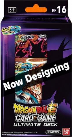 Dragon Ball Super Card Game Unison Warrior Series 3 Ultimate Starter Deck Box