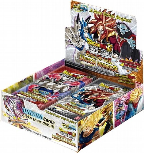 Dragon Ball Super Card Game Rise of the Unison Warrior (Series 10) Booster Case [12 boxes/DBS-B10]