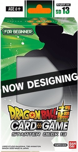 Dragon Ball Super Card Game Unison Warrior Clan Collusion Starter Deck