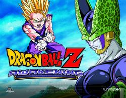 Dragon Ball Z Trading Card Game Awakening Starter Deck Box [Panini]