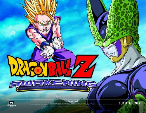 Dragon Ball Z Trading Card Game Awakening Booster Case[Panini/12 boxes]