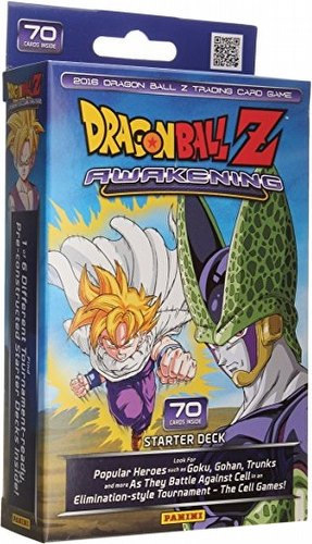 Dragon Ball Z Trading Card Game Awakening Starter Deck [Panini]