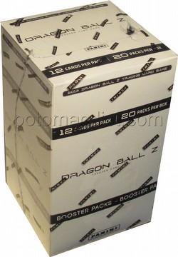 Dragon Ball Z Trading Card Game Blister Booster Box [Panini/20 packs]