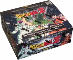 Dragon Ball Z Trading Card Game Booster Box [Panini]