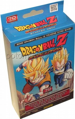 Dragon Ball Z Trading Card Game Evolution Starter Deck [Panini]