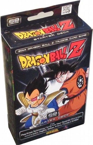 Dragon Ball Z Trading Card Game Starter Deck [Panini]