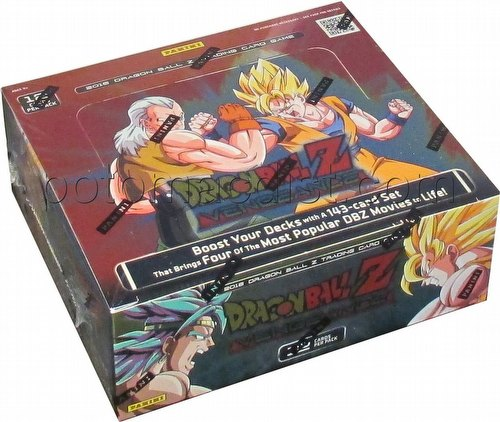 Dragon Ball Z Trading Card Game Vengeance Booster Box [Panini]