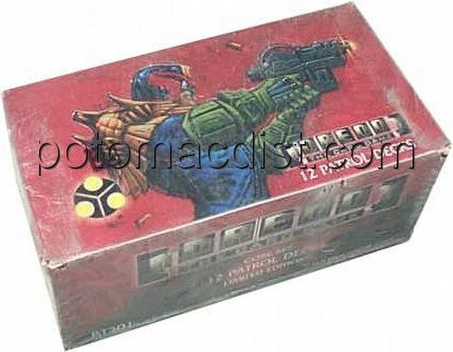Judge Dredd: Starter Deck Box [Limited]