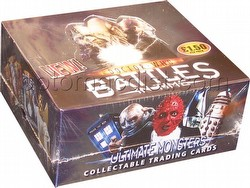 Doctor Who Battles In Time: Ultimate Monsters Box