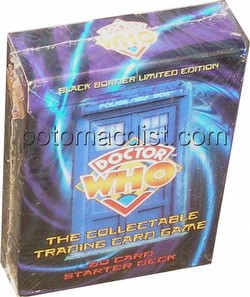 Dr. Who Collectible Trading Card Game: Starter Deck