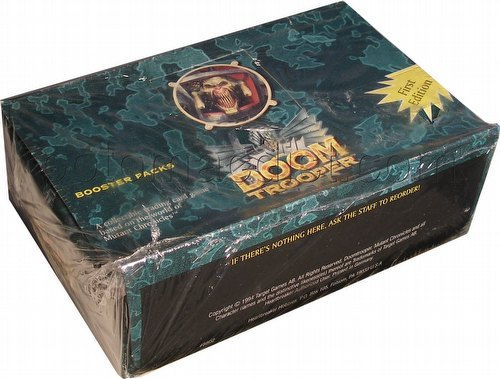 Doomtrooper CCG: Booster Box [1st Edition]