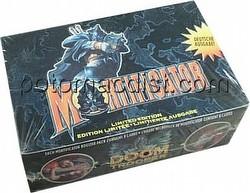 Doomtrooper CCG: Mortificator Booster Box [German]