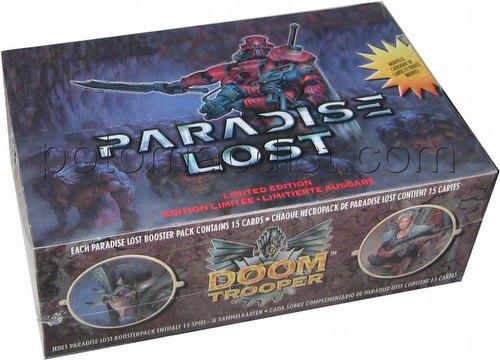 Doomtrooper CCG: Paradise Lost Booster Box [French]