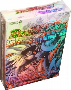 Duel Masters Trading Card Game [TCG]: Shockwaves of the Shattered Rainbow Hard Silence Theme Deck