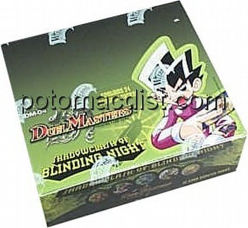 Duel Masters Trading Card Game [TCG]: Shadowclash of Blinding Night Booster Box
