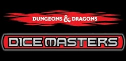 Dungeons & Dragons Dice Masters: Faerun Under Siege Dice Building Game Play Mat