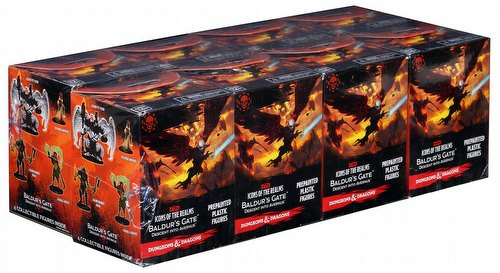 Dungeons & Dragons Miniatures: Icons of the Realms - Baldur